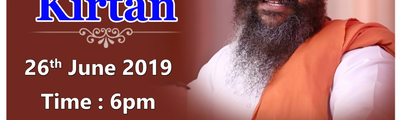 26-June-2019-Satsang Kirtan - Rohini Darbar